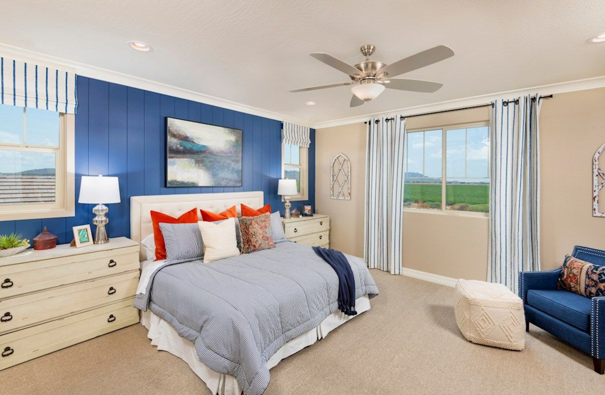 Bedroom featured in the Arlington By Beazer Homes in Phoenix-Mesa, AZ