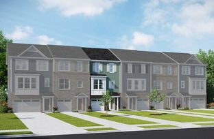 Potomac - The Ridge: Hanover, Maryland - Beazer Homes