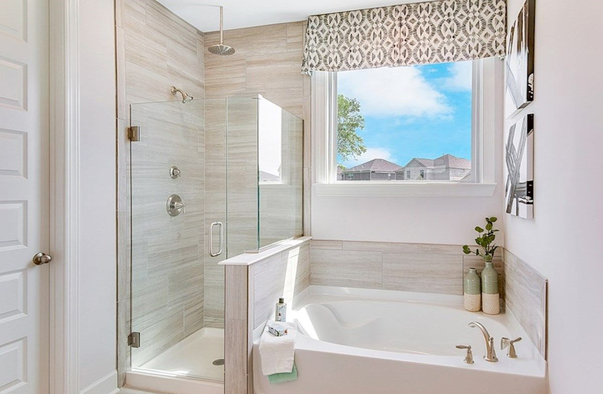 Bathroom featured in the Landon By Beazer Homes in Nashville, TN