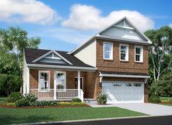 McKinley - Magnolia Creek: Jessup, Maryland - Beazer Homes