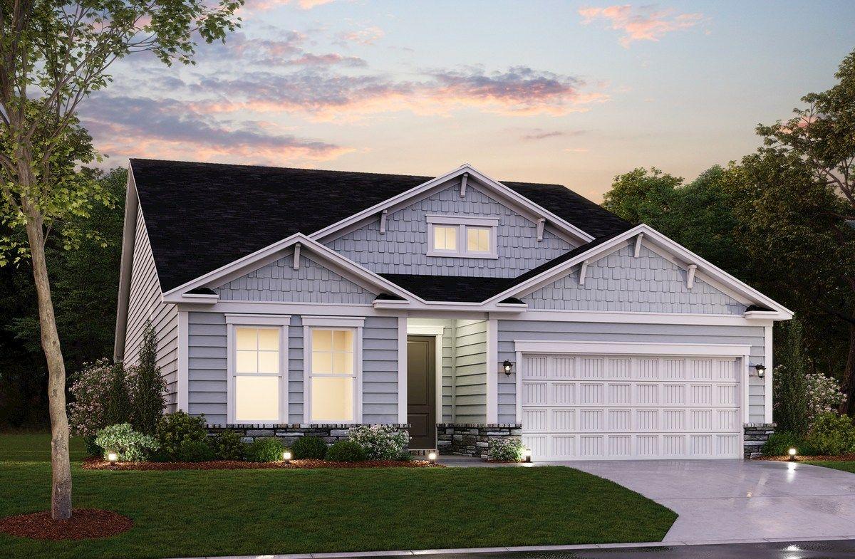 Beazer Homes Floor Plans Models Charleston Newhomesource