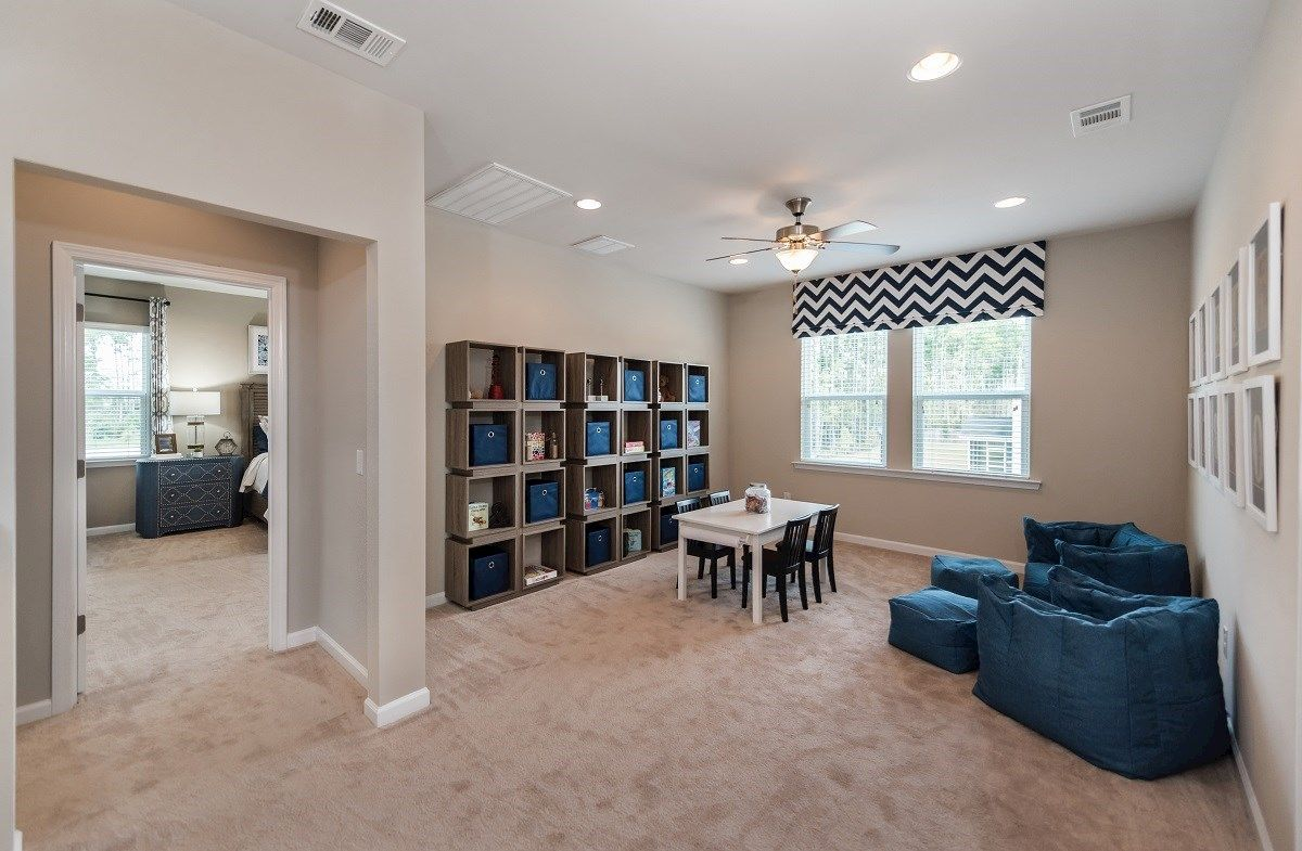 Living Area featured in the Rushmore By Beazer Homes in Charleston, SC