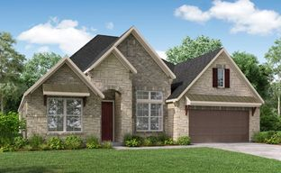Young Ranch - Hilltop Collection by Beazer Homes in Houston Texas