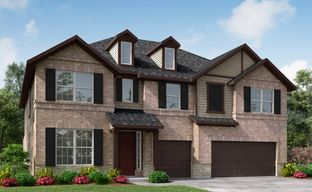Amira  - Hilltop Collection by Beazer Homes in Houston Texas