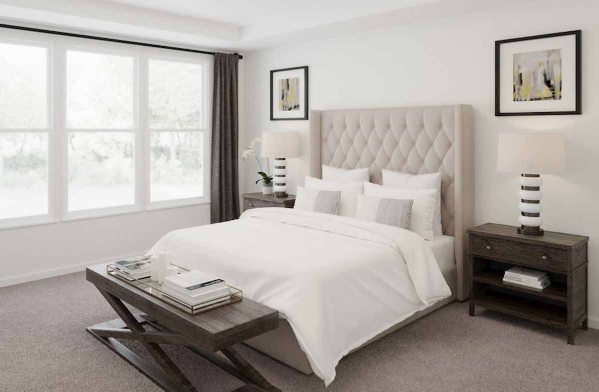 Bedroom featured in the McKinley By Beazer Homes in Baltimore, MD