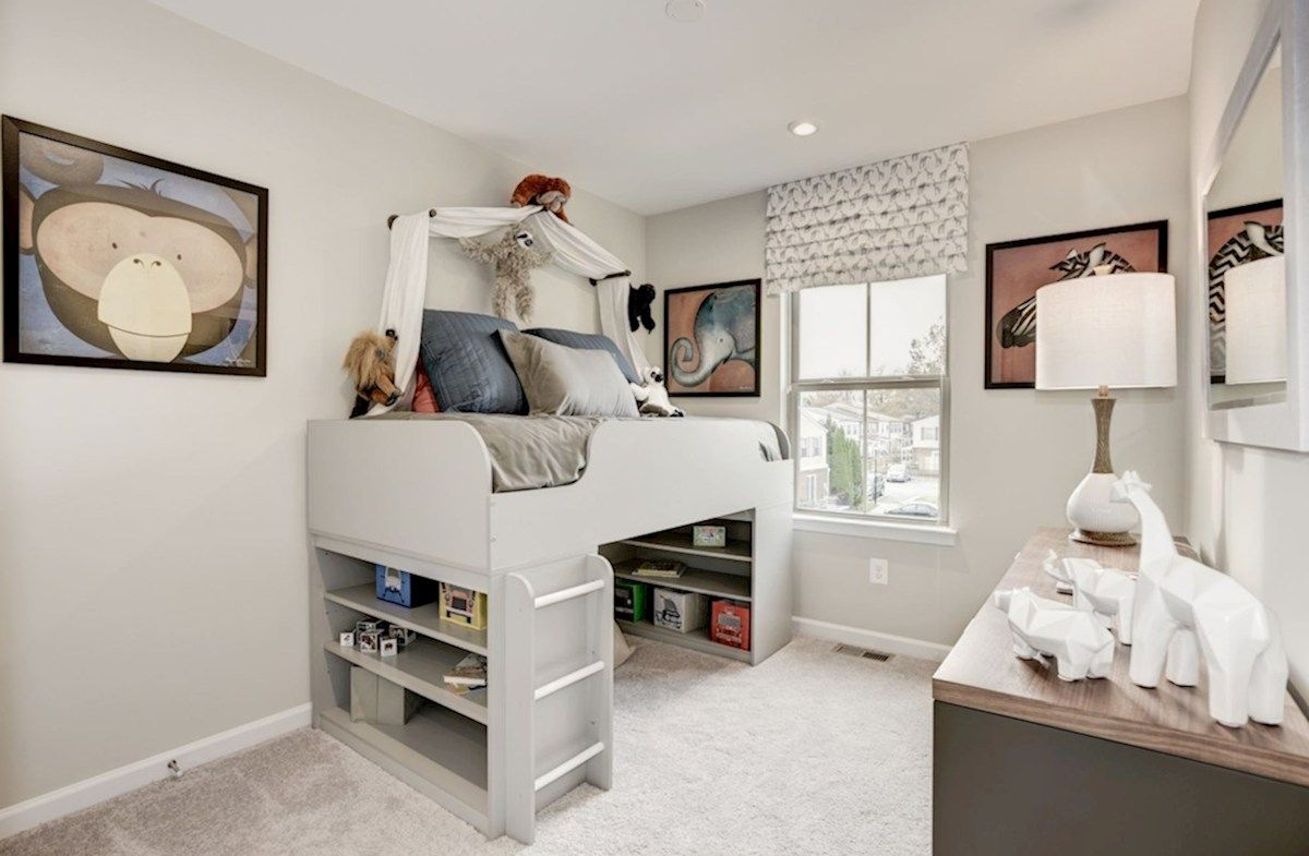 Bedroom featured in the Bryson By Beazer Homes in Washington, VA