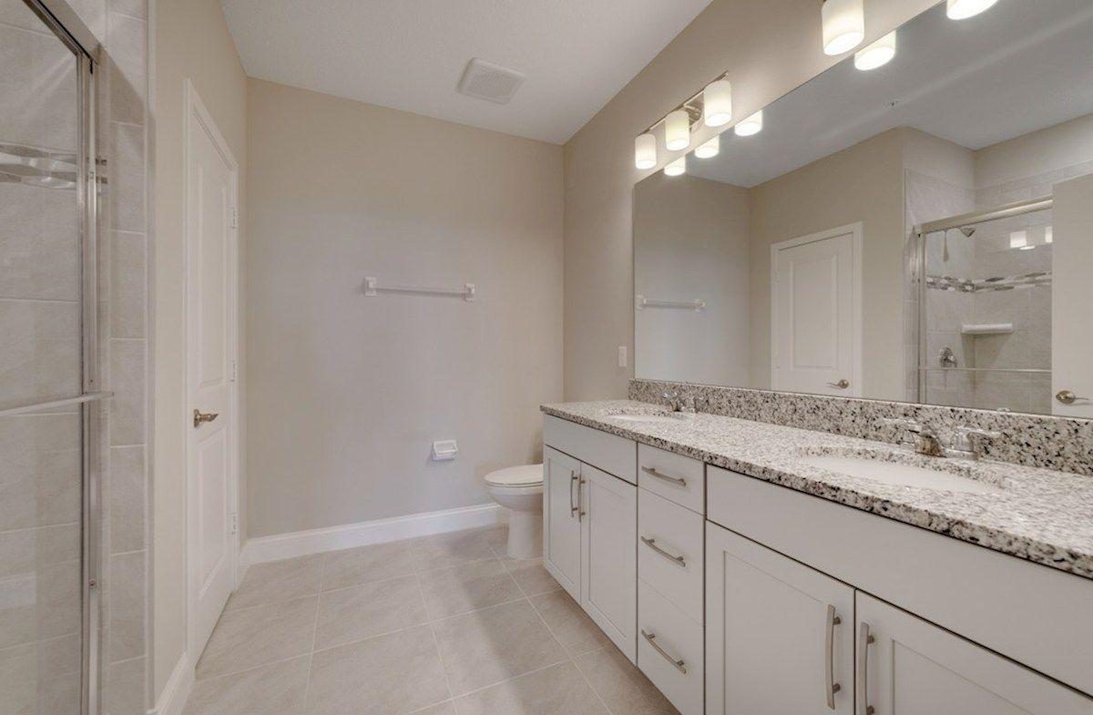 Bathroom featured in the Bradford By Beazer Homes in Orlando, FL