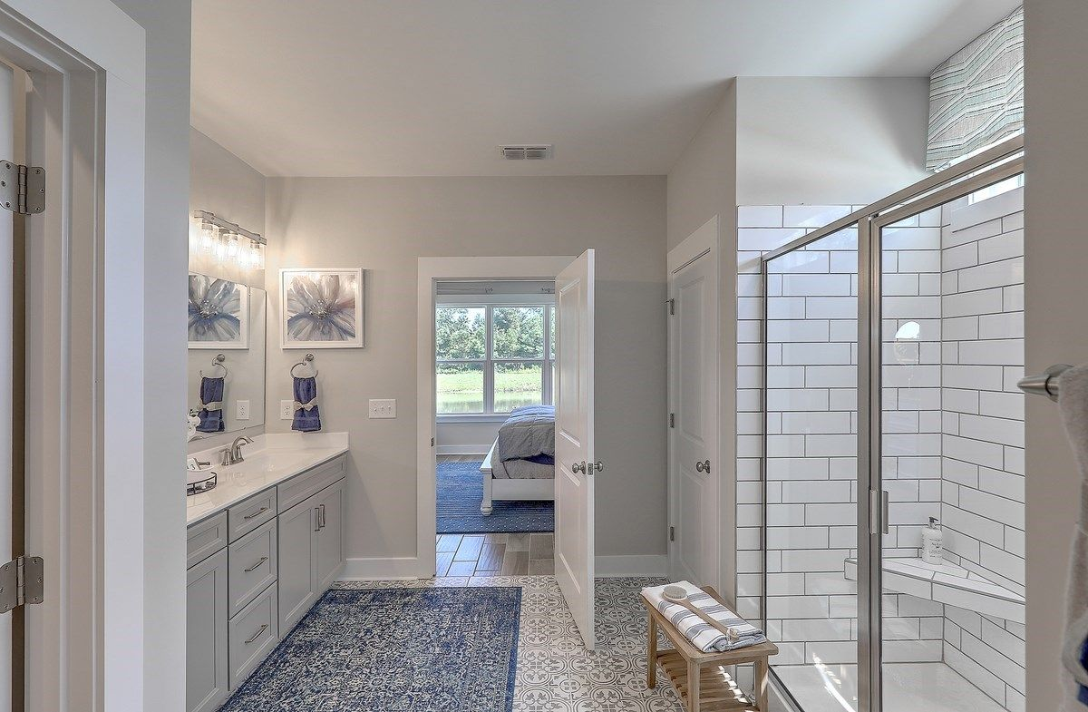Bathroom featured in the Laurel By Beazer Homes in Myrtle Beach, SC