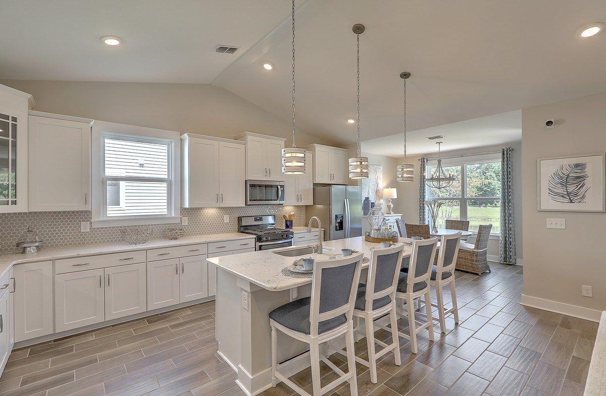 Kitchen featured in the Laurel By Beazer Homes in Myrtle Beach, SC