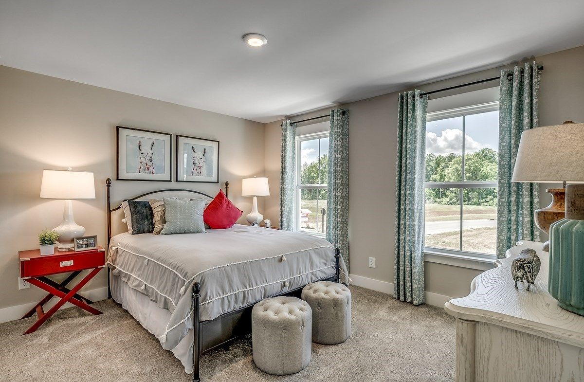 Bedroom featured in the Persimmon By Beazer Homes in Myrtle Beach, SC