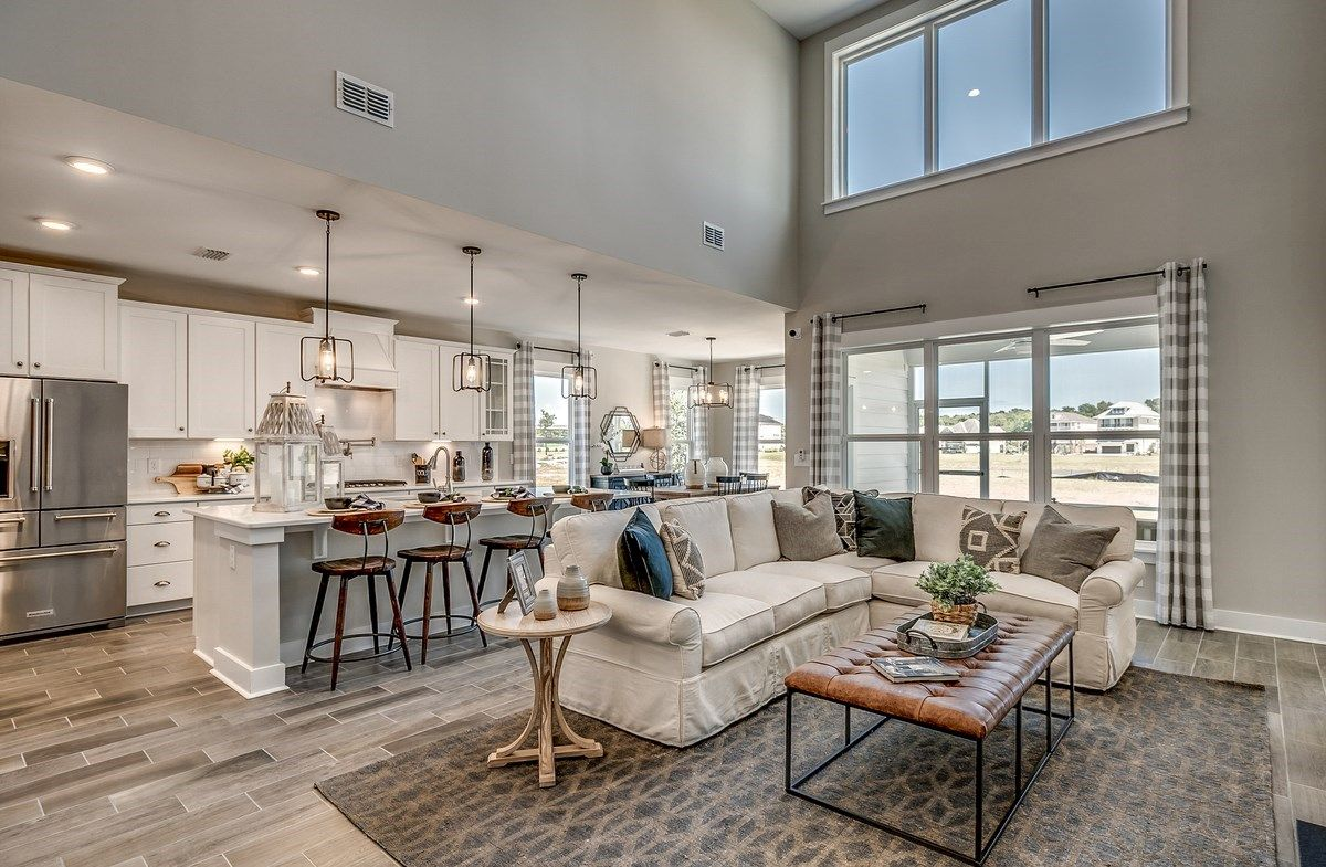 Living Area featured in the Persimmon By Beazer Homes in Myrtle Beach, SC