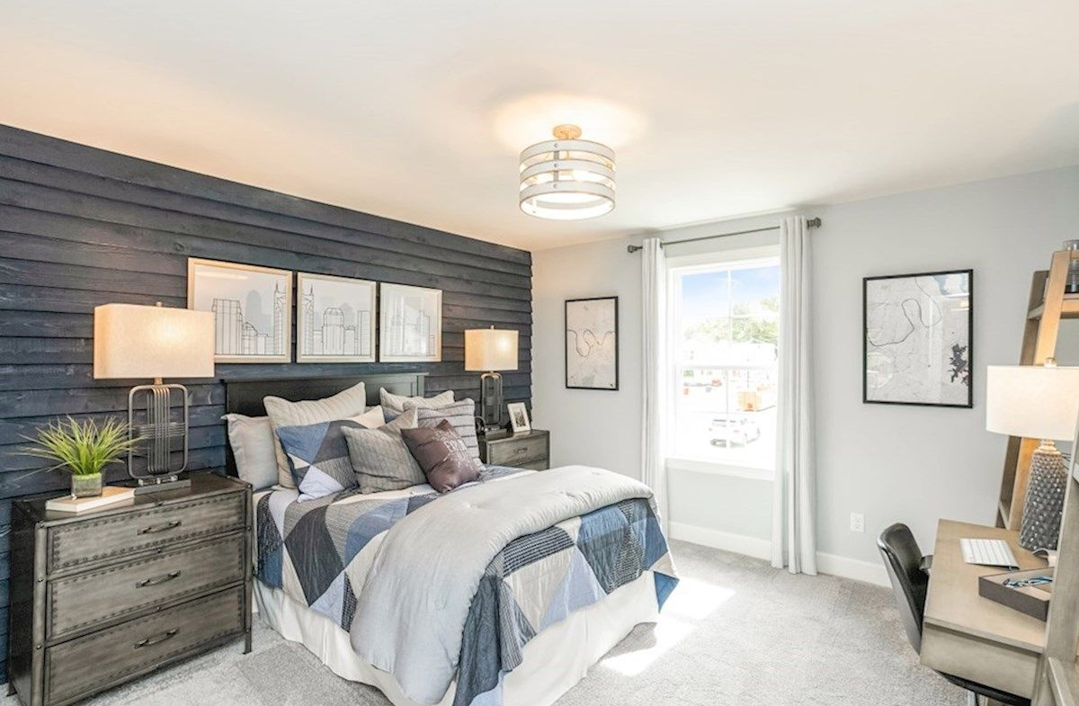 Bedroom featured in the Landon By Beazer Homes in Nashville, TN
