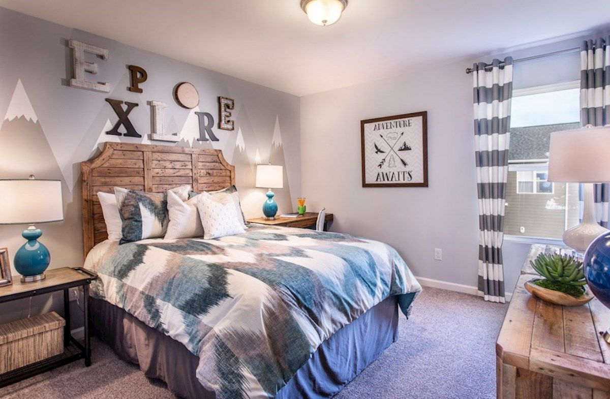 Bedroom featured in the Adelaide By Beazer Homes in Nashville, TN