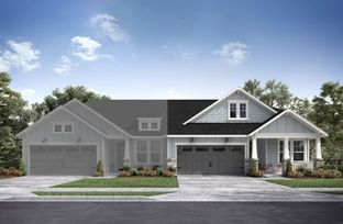 Grand Rouge - The Groves: Humble, Texas - Beazer Homes