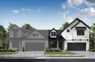Woodrose - Elyson: Katy, Texas - Beazer Homes