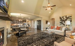 Trinity Parks by Beazer Homes in Fort Worth Texas