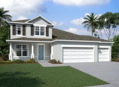 Newbury II - The Reserve at Pradera - Estancia: Riverview, Florida - Beazer Homes