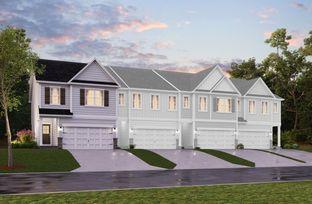 Waverly II - Hampton Place: Morrisville, North Carolina - Beazer Homes