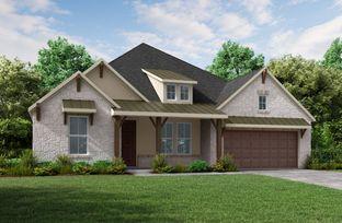 Wimberley - Amira  - Hilltop Collection: Tomball, Texas - Beazer Homes