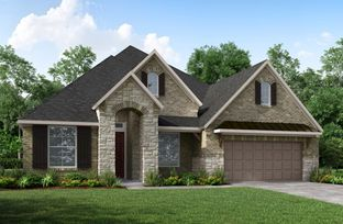Kerrville - Amira  - Hilltop Collection: Tomball, Texas - Beazer Homes