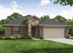 Brooks - Stark Farms: Denton, Texas - Beazer Homes
