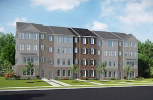 Taylor - Ballard Green: Owings Mills, Maryland - Beazer Homes