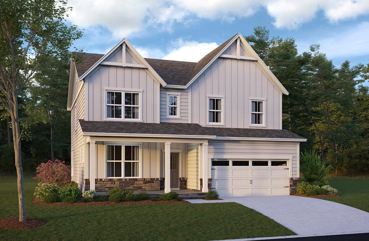 'Thornebury at Town Hall - Artisan' by Beazer Homes - Raleigh/Durham in Raleigh-Durham-Chapel Hill