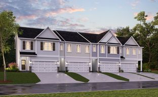 Carpenters Pointe by Beazer Homes in Raleigh-Durham-Chapel Hill North Carolina