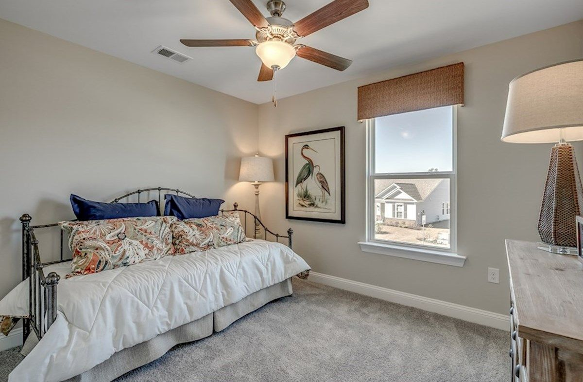 Bedroom featured in the Mulberry By Beazer Homes in Myrtle Beach, SC