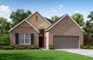 Crockett - Bridgeland: Parkland Village: Cypress, Texas - Beazer Homes