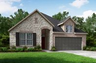 Bluewater Lakes - Heritage Collection by Beazer Homes in Houston Texas