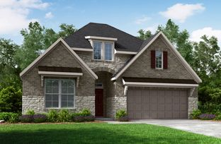 Mckinney - Bluewater Lakes - Heritage Collection: Manvel, Texas - Beazer Homes