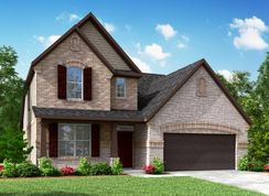 Armstrong - Amira  - Heritage Collection: Tomball, Texas - Beazer Homes