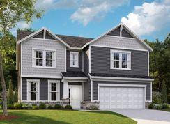 Washington - Creekside: Columbus, Indiana - Beazer Homes