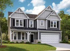 Liberty - Creekside: Columbus, Indiana - Beazer Homes