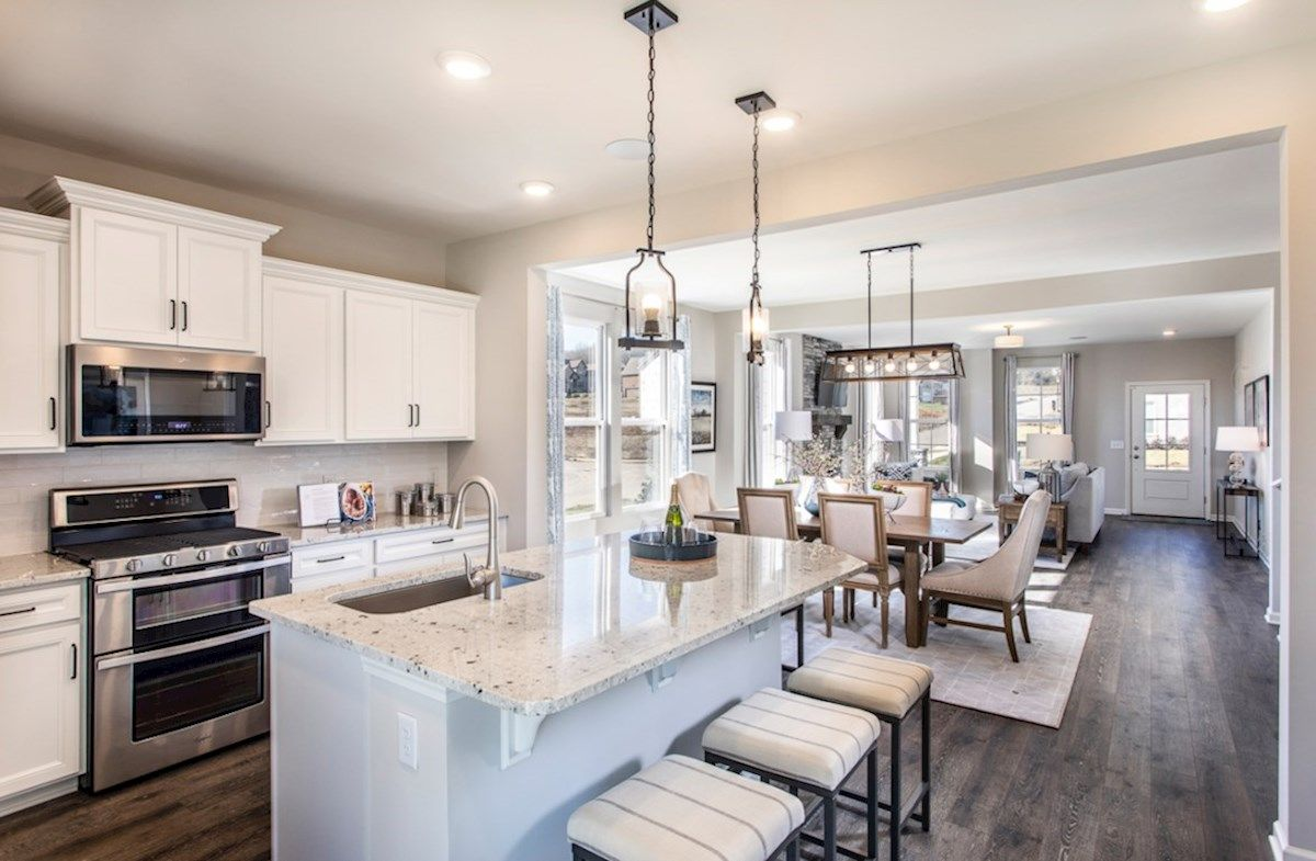 Kitchen featured in the Adelaide By Beazer Homes in Nashville, TN