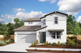 Plan 3 - Greyson at Twelve Bridges: Lincoln, California - Beazer Homes