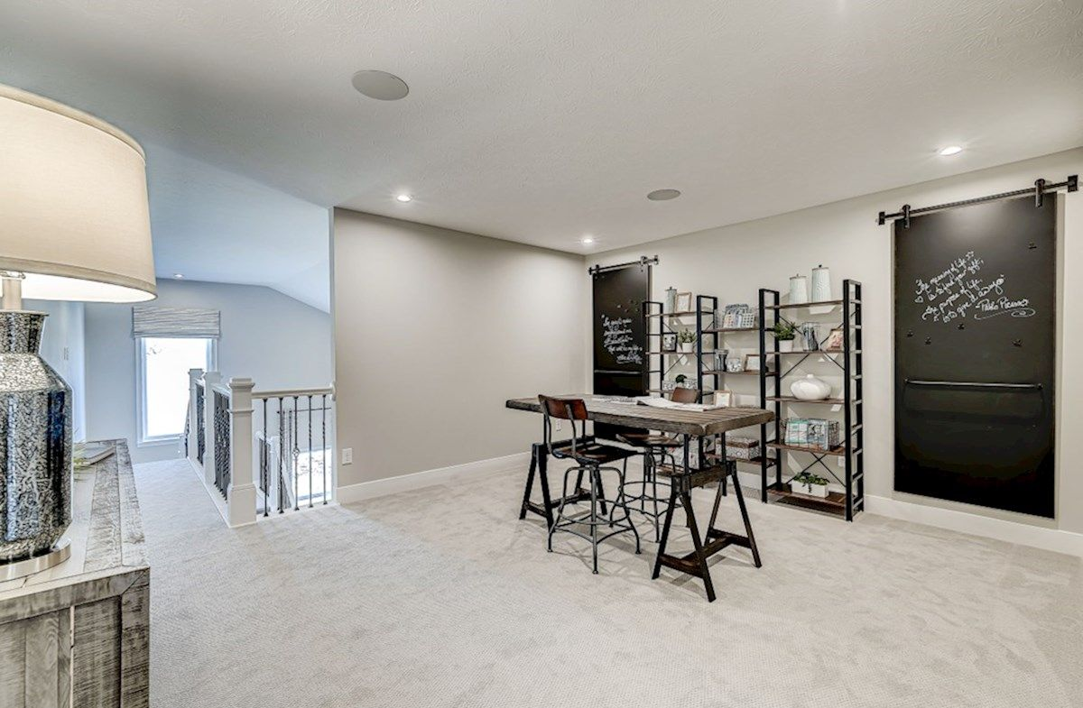 Kitchen featured in the Charleston By Beazer Homes in Indianapolis, IN
