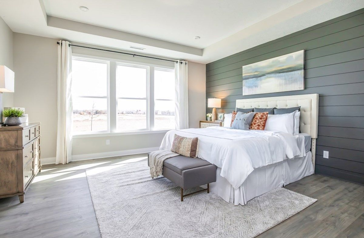Bedroom featured in the Charleston By Beazer Homes in Indianapolis, IN