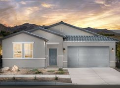 Willow - Solaris at Indian Springs: Indian Springs, Nevada - Beazer Homes