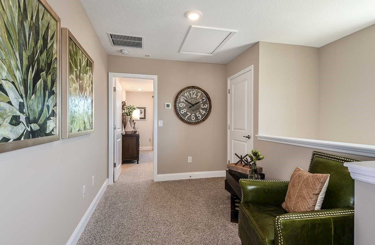 Living Area featured in the Sundial By Beazer Homes in Tampa-St. Petersburg, FL