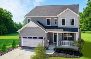 Bayberry - Magnolia Creek: Jessup, District Of Columbia - Beazer Homes
