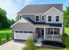 Bayberry - Magnolia Creek: Jessup, Maryland - Beazer Homes