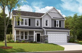 Plymouth - Crossroads at Southport: Indianapolis, Indiana - Beazer Homes
