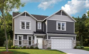 Crossroads at Southport by Beazer Homes in Indianapolis Indiana