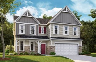 Washington - Crossroads at Southport: Indianapolis, Indiana - Beazer Homes
