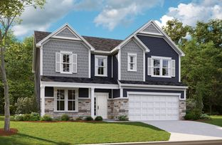 Liberty - Crossroads at Southport: Indianapolis, Indiana - Beazer Homes