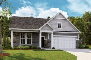 Hoover - Crossroads at Southport: Indianapolis, Indiana - Beazer Homes