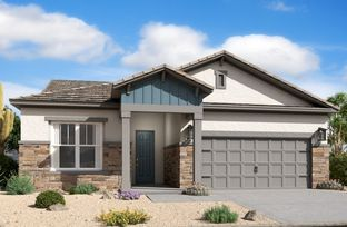 Kendrick - Estrella: Goodyear, Arizona - Beazer Homes