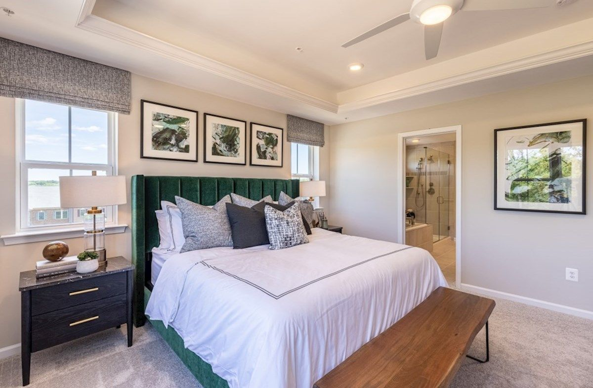 Bedroom featured in the Taylor By Beazer Homes in Baltimore, MD
